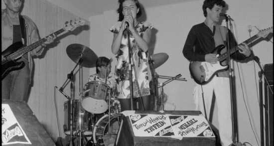 Image: Teeny Weeny performing at the Broadway Tavern, Nedlands 1980 | BA3226/7